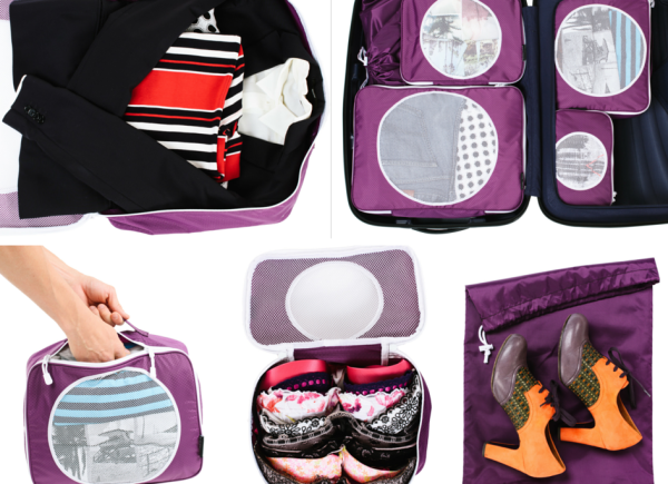 Alku Travel Luggage Organizers for women