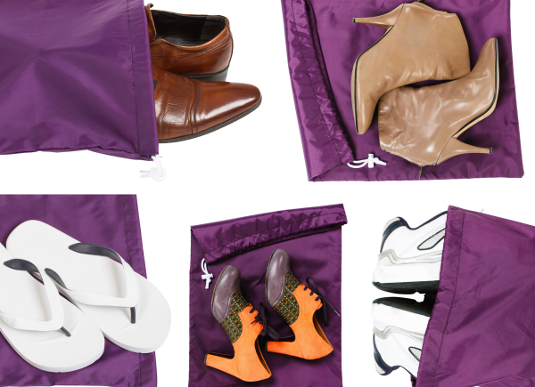 Shoe Bags For Travel and Home